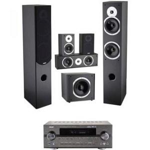 1) Akai AS008RA-6100 + SS014A-265