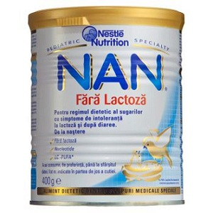 1) Nestle NAN