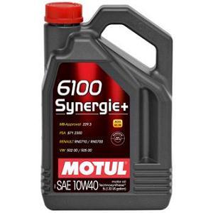 1. Motul 6100 Synergie+