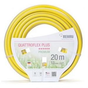 1. Rehau Quattroflex Plus