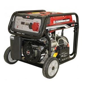 1. Senci SC-10000TE (8.5 kW, trifazat, benzina)