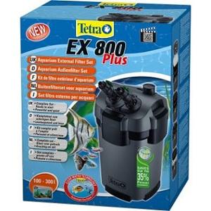 1. Tetra EX800 plus (extern)