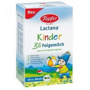 1. Topfer Kinder Organic