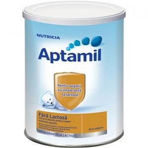 2) Nutricia Aptamil Lactose Free