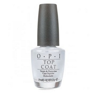 2. OPI Top Coat T30