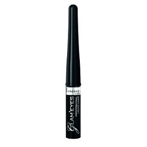 2. Rimmel Glam'Eyes 01 Black Glamour