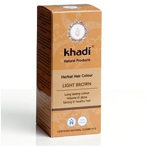 3. Khadi Saten Deschis