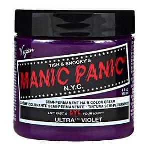 3. Manic Panic Ultra Violet