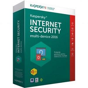 4. Kaspersky Internet Security