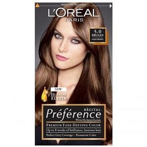 4. L'Oreal Paris Preference(deschis)