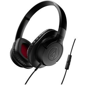 1. Audio-Technica ATH-AX1iSBK