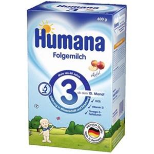 1.Humana 3 Prebiotic