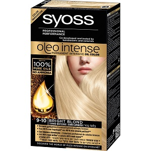 1.Syoss Oleo Intense