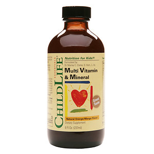 3.ChildLife Multivitamin&Mineral
