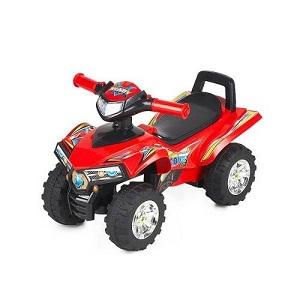 3.Chipolino ATV Red(1- 3 ani-fara motor-fara pedale)