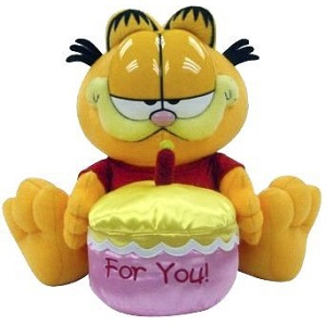 5.Garfield For You