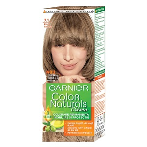 1.Garnier Color naturals 7.1