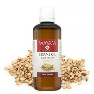 1.Mayam Sesame Oil