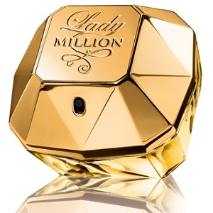 1.Paco Rabanne Lady Million