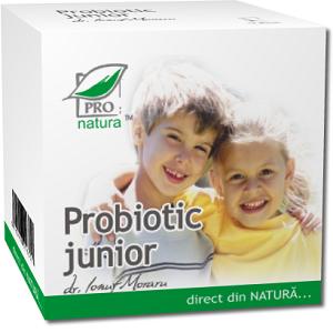 1.Pro Natura Probiotic Junior
