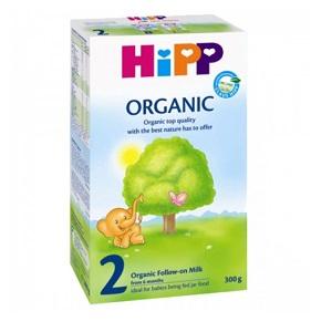 2)Hipp 2 Organic