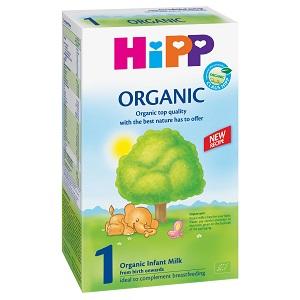 3.Hipp 1 Organic