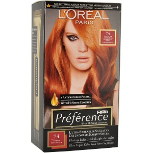 3.L'Oreal Paris Preference 74