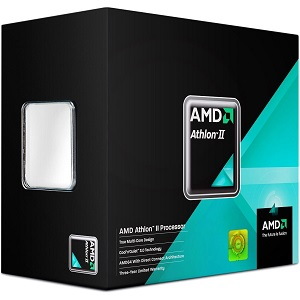 6.AMD Athlon II X2 340 Dual Core