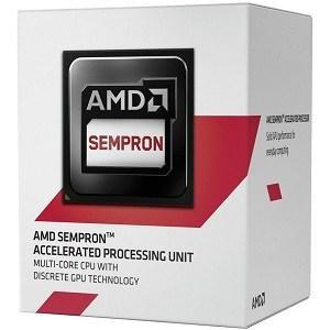 7.AMD Sempron 3850 X4