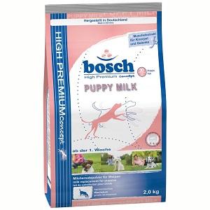 1.Bosch Puppy Milk