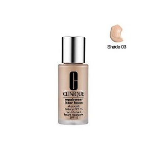 1.Clinique Repairwear Laser Focus All-Smooth