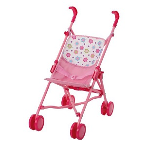 1.Hauck Toys for Kids Uno Spring Pink