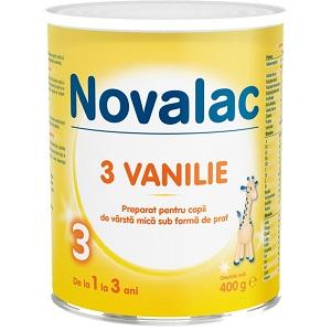 1.Novalac 3 Vanilie