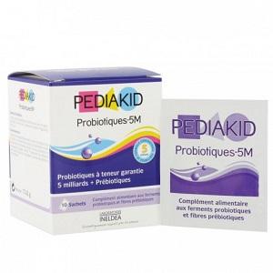 1.Pediakid Probiotiques 5M