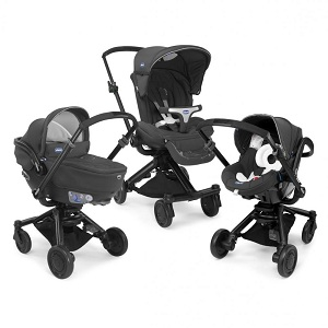 2)Chicco Trio I-Move