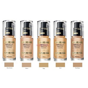 3.Max Factor Miracle Match Blur & Nurish