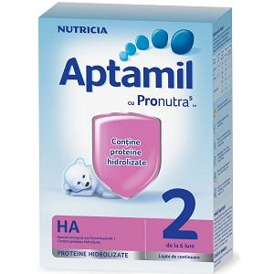 3.Nutricia Aptamil HA