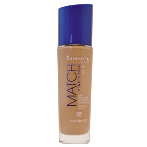 3.Rimmel Match & Perfect Sand