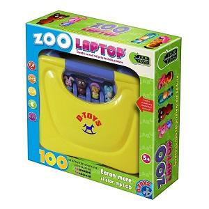 6.D-Toys Laptop Zoo 100