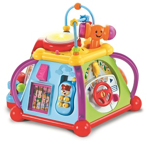 6.Mappy Toys Tonomatul Educativ