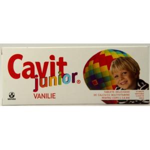 1.Cavit Junior Vanilie