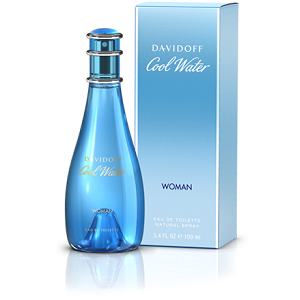 1.Davidoff Cool Water