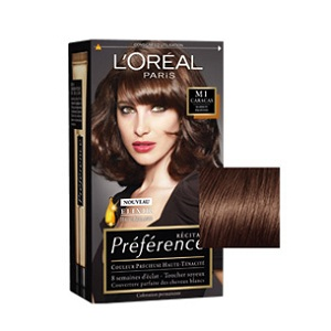 1.L'Oreal Paris Preference