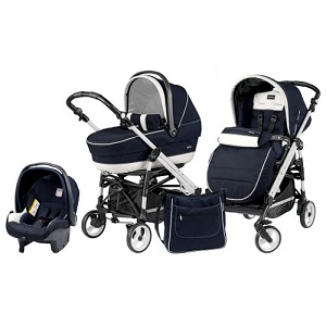 2. Peg Perego Easy Drive Completo