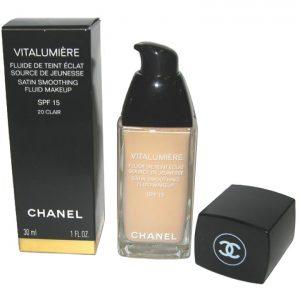 Fond de ten Chanel
