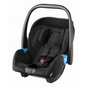 1. Recaro Privia Black