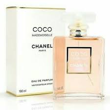 1.Chanel Coco Mademoiselle