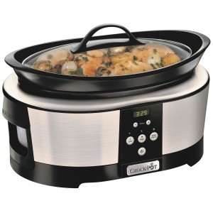 1.Crock-Pot Slow Cooker SCCPBPP605-050