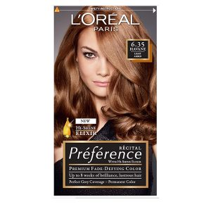 1.L'Oreal Paris Preference Chihlimbar