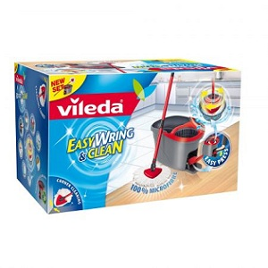1.Set curatenie Vileda Easy Wring & Clean